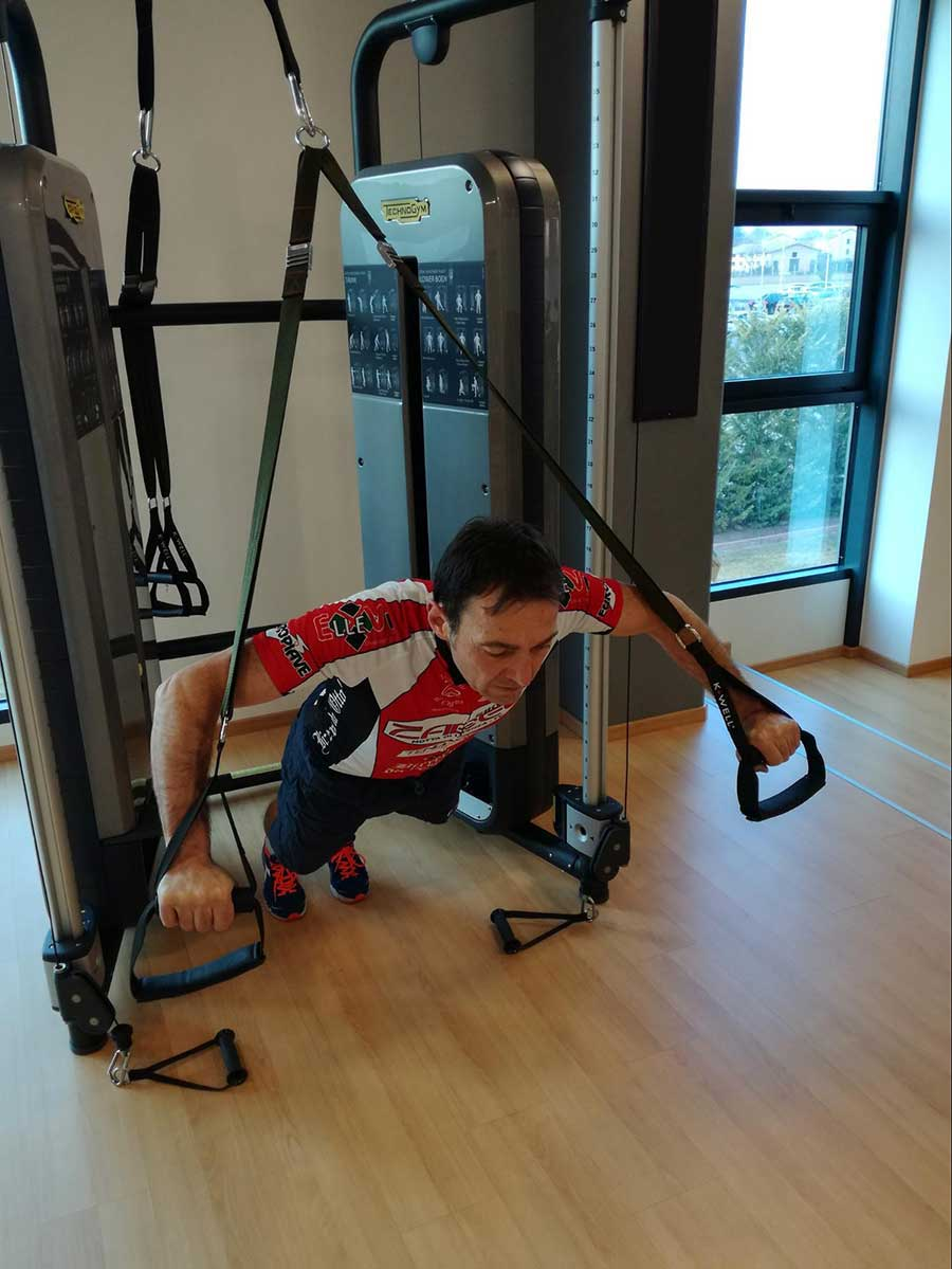 Functional Training - Mountain Bike - Cest