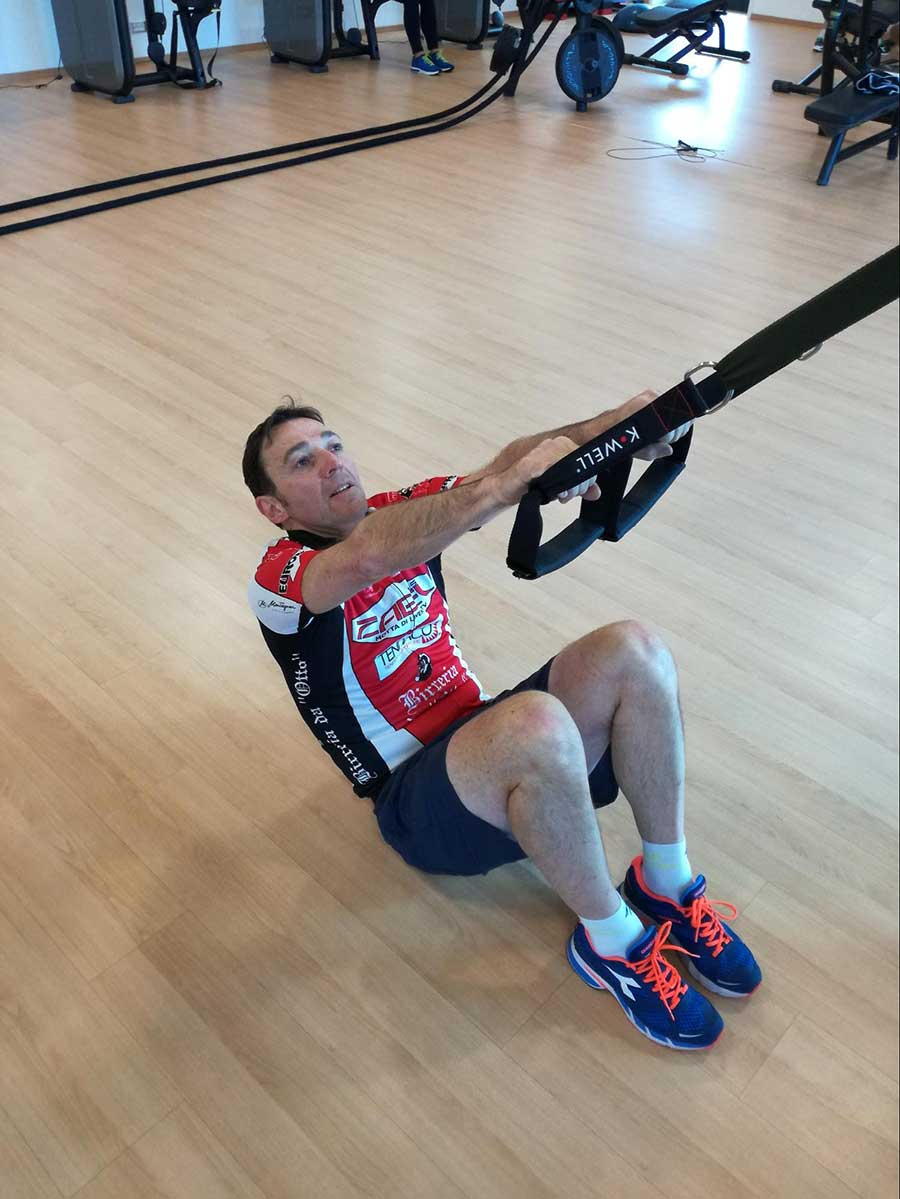 Functional Training - Mountain Bike - Row