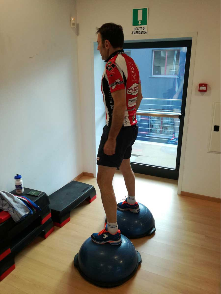 Functional Training - Mountain Bike - Squat