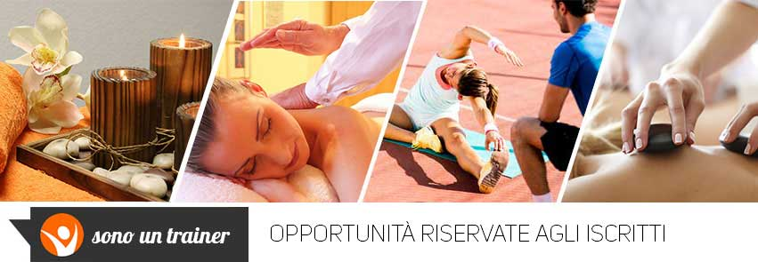 Opportunità riservate ai Trainer Tialleno.it