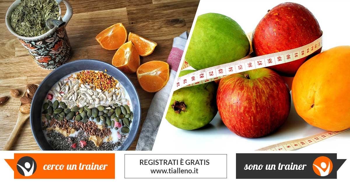Tialleno.it Crea il tuo Profilo Professionale in Alimentazione