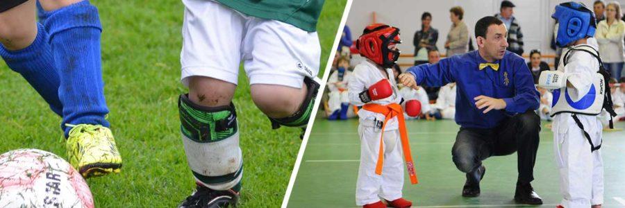 Lo Sport – Eccezionale Occasione Di Crescita
