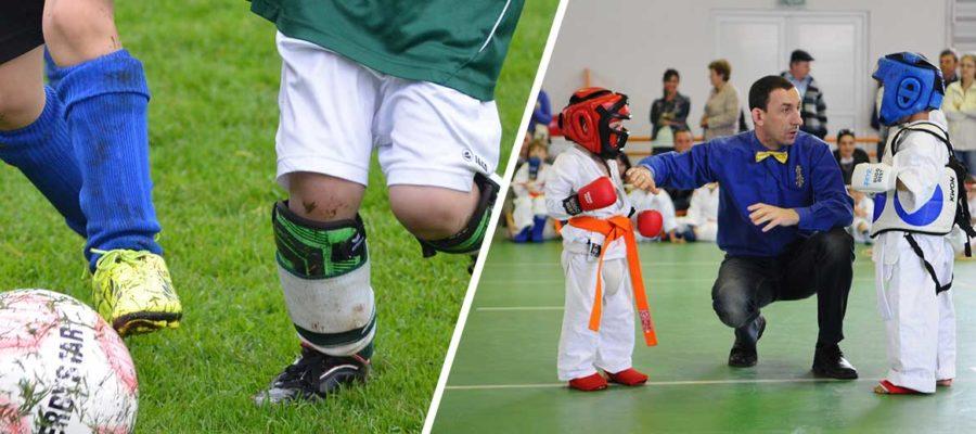 Tialleno - Bambini E Sport Benefici