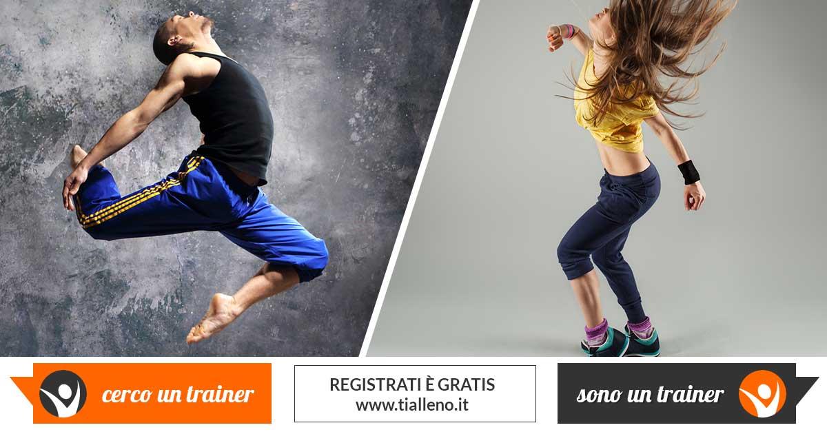 Tialleno.it Crea il tuo Profilo Professionale Danza e Ballo