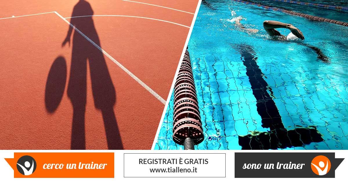 Tialleno.it Crea il tuo Profilo Professionale Sport
