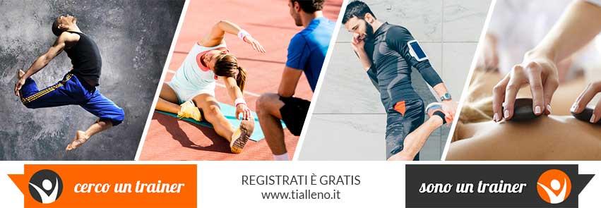 Tialleno.it il Network dei trainer Professionisti