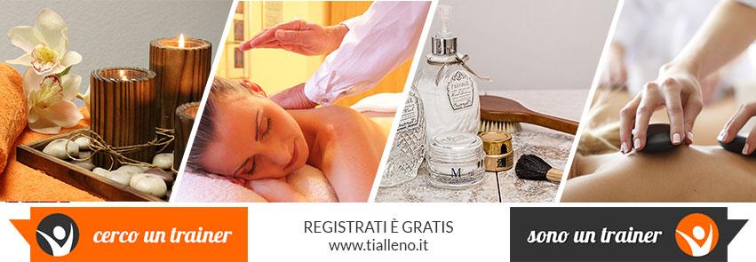 Tialleno.it Crea il tuo Profilo Professionale Wellness