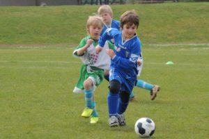 Tialleno.it Allenamento Calcio Bambini