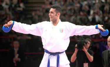 Sognando Le Olimpiadi – La Foto Intervista Al Campione Del Mondo Di Karate Luigi Busà