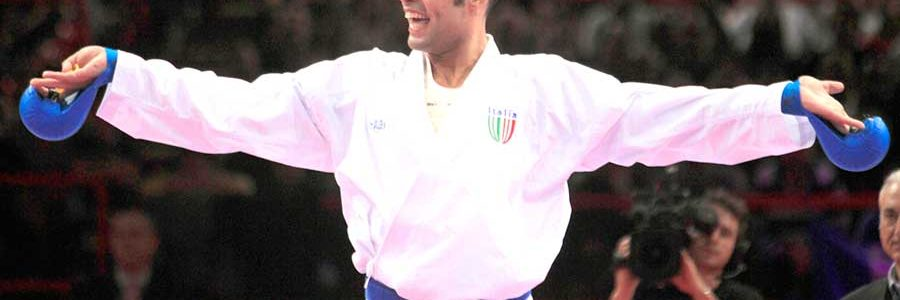 Tialleno.it Luigi Busà Campione Karate