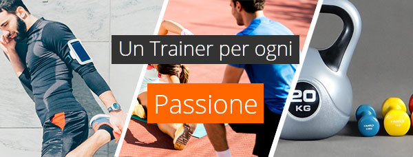 Tialleno.it - un trainer per ogni passione